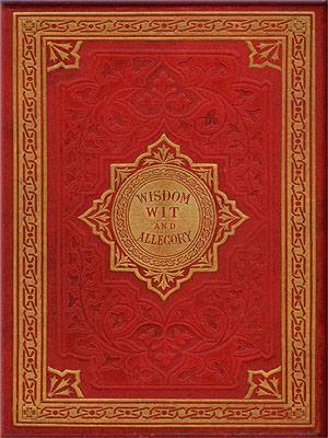 Wisdom, Wit and Allegory - Cover